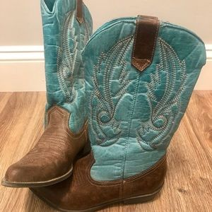 Coconuts Gaucho | Women's Cowgirl Boots | Size 5.5